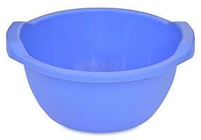 Таз круглый Украина пластиковый пищевой 5 л (66-511)