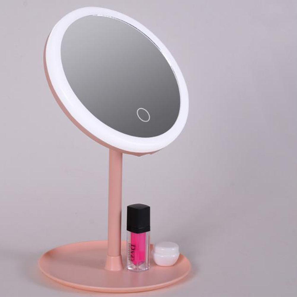 Дзеркало з LED підсвічуванням для макіяжу, Led Освітленої
