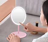 Дзеркало з LED підсвічуванням для макіяжу, Led Освітленої, фото 5