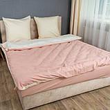 """Постільна білизна KrisPol """"Рожево-молочний"""", фото 3"""