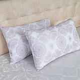Набір подушок ніжні малюнки, фото 3