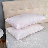 Набір подушок квіти на рожевому, фото 4