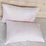 Набір подушок квіти на рожевому, фото 3