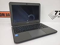 """Нетбук Acer Chromebook C731 N16Q13, 11.6"""", Intel Celeron N3060 2x2.48GHz, RAM 4ГБ, eMMC Flash 24ГБ, фото 1"""