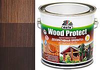 Декоративне просочення Wood Protect Кіпарис 0.75 л, фото 1