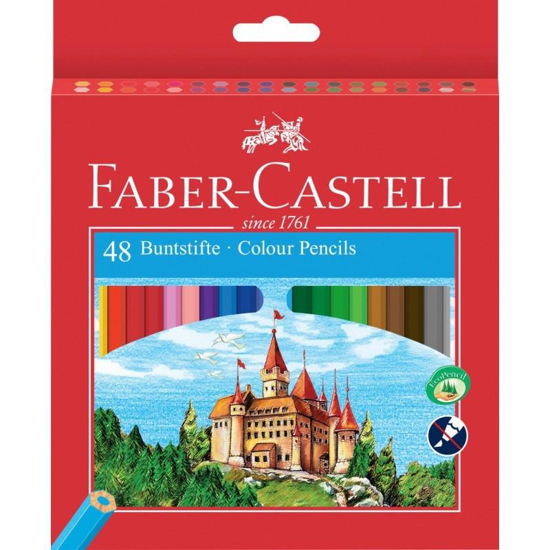 Карандаши Faber Castel 41 штука