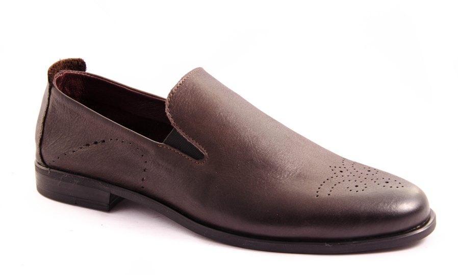 Туфли мужские коричневые Vlad XL 6233-7413/03