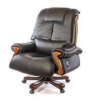 Кресло АКЛАС Вольтер EX RL Черное, фото 1