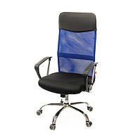 Кресло АКЛАС Гилмор CH TILT Синее, фото 1