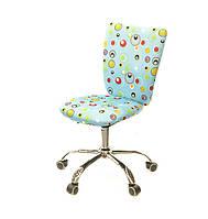 Кресло АКЛАС Кеви CH TILT Голубые пузырьки, фото 1