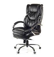 Кресло АКЛАС Флорида CH MB Черное, фото 1