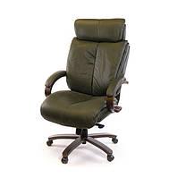 Кресло АКЛАС Аризона Soft EX MB Зеленое, фото 1