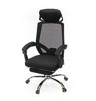 Кресло АКЛАС Катран CH RL(L) Черное, фото 1