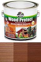 Просочення декоративне DE Wood Protect каштан 2,5 л