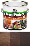 Просочення декоративне DE Wood Protect кіпарис 2,5 л