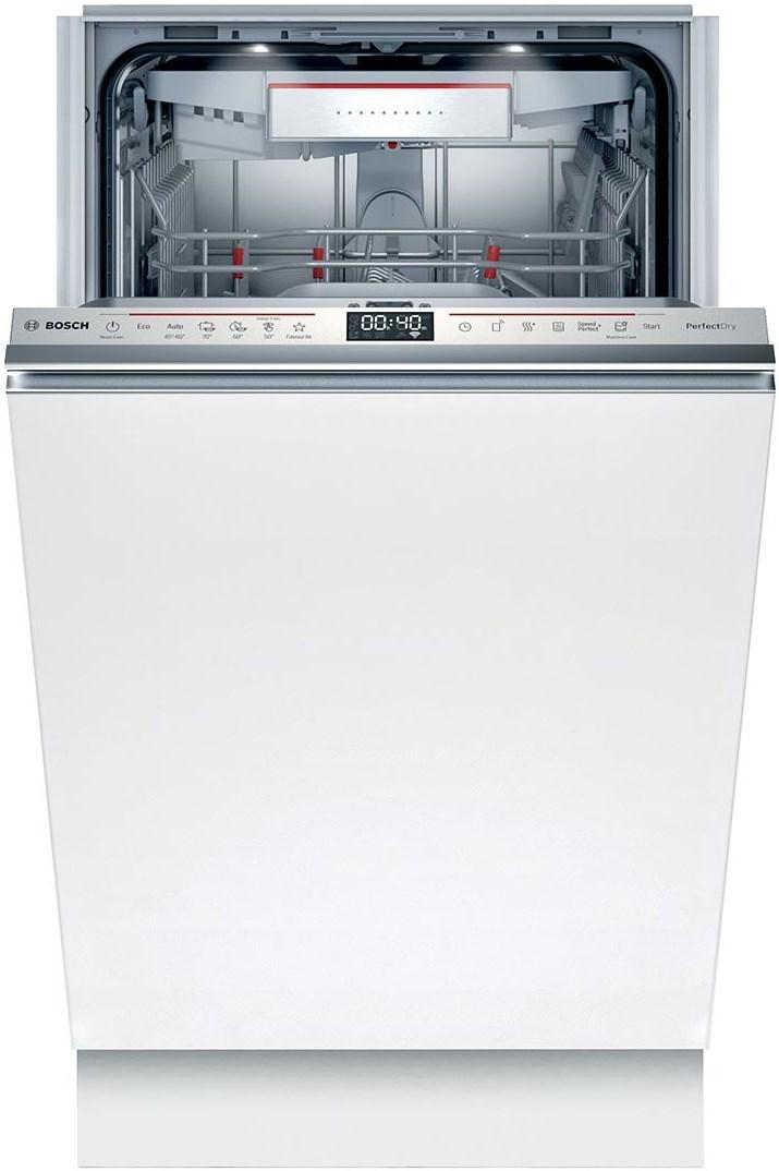 Встраиваемая посудомоечная машина Bosch SPV6ZMX23E [45см]