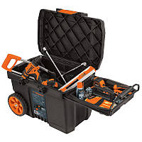 """Кейс для инструментов 23 """", Rolling 5.5 кг, ABS пластик"""