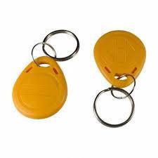 Брелок RFID KEYFOB EM-Yellow