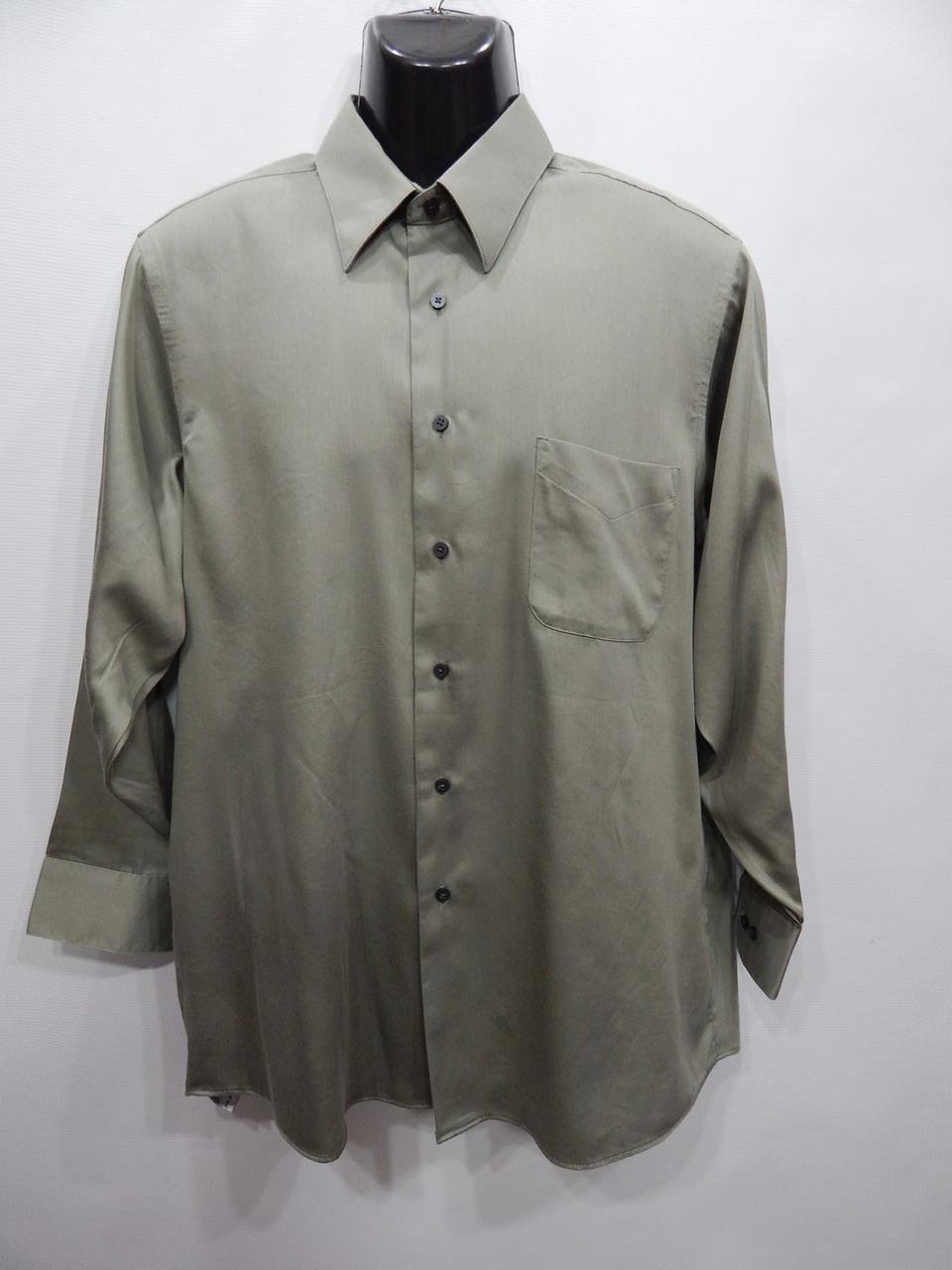 Мужская  рубашка с длинным рукавом Geoffrey Beene р.50-52 140ДР