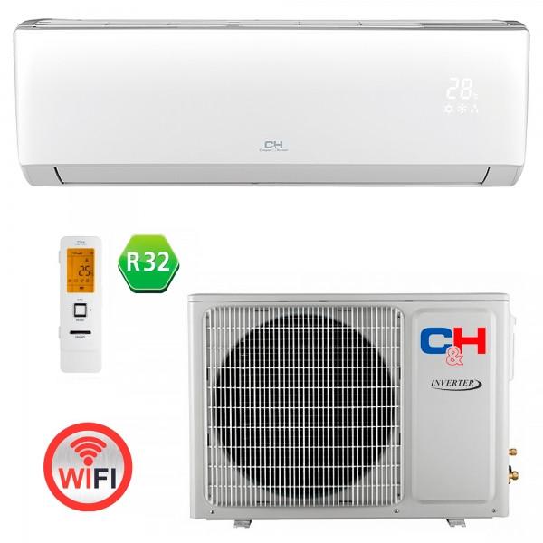 Кондиціонер тепловий насос Cooper&Hunter CH-S12FTXLA-NG R32 Wi-Fi