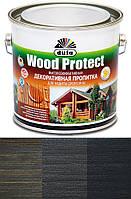 Просочення декоративне DE Wood Protect венге 0,75 л