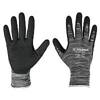 Перчатки нейлон, нитриловые покрытия, S