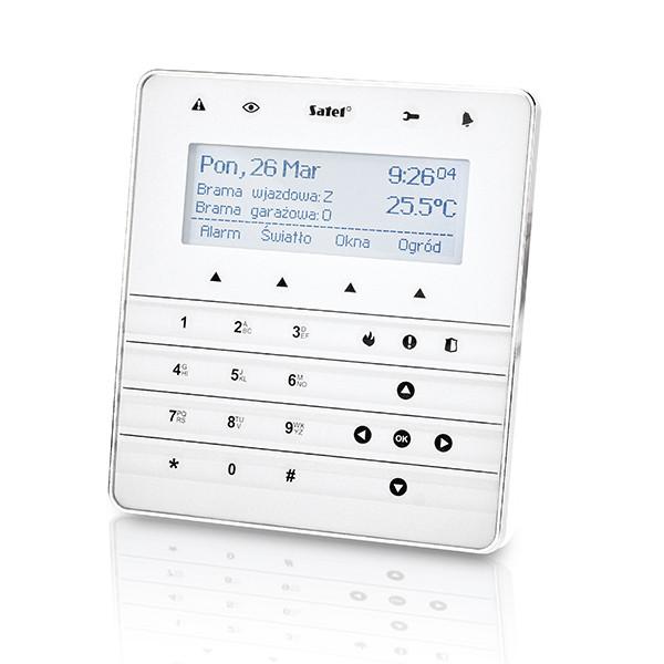 Клавіатура сенсорна INT-KSG-WSW