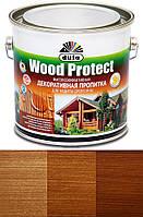 Просочення декоративне DE Wood Protect тік 0.75 л