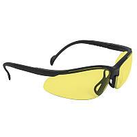 Очки, защитные, Sport, желтые