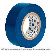 Изолента, акрил, синяя 19мм х 18м