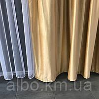 Готовые шторы для зала спальни, шторы на трубной ленте в комнату хол зал квартиру, шторы бархатные для спальни, фото 6