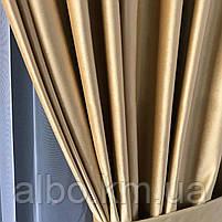 Готовые шторы для зала спальни, шторы на трубной ленте в комнату хол зал квартиру, шторы бархатные для спальни, фото 3