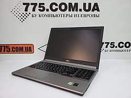 """Ноутбук Fujitsu LifeBook E754, 15.6"""", Intel Core i3-4100M 2.5GHz, RAM 8ГБ, SSD 120ГБ"""