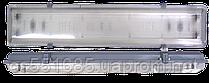 2x18W_Т8_G13  (ЛСП 2х20) WPF HF ECO. Светильник люминесцентный влагозащищенный (IP 65) MAGNUM