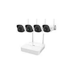Комплект видеонаблюдения Wi-Fi IP Uniview KIT/NVR301-04LB-W/4*2122SR3-F40W-D