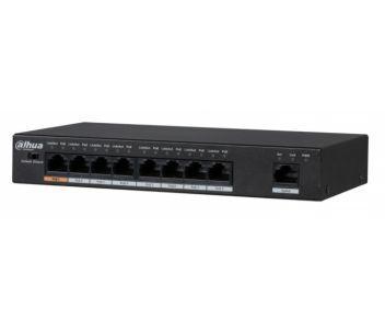 PFS3009-8ET-96 8-портовий комутатор POE