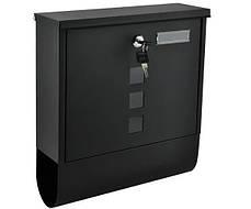 Почтовый ящик для писем и газет - Modern (антрацит)