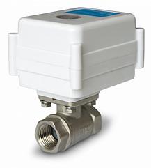 Кран с электроприводом Neptun MK 220В 3/4 (старое название AquaСontrol 220В 3/4)