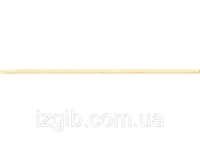 Черенок для лопат, вил, 40х1200 мм, 1с - iZgiB.com.ua интернет-магазин инструмента в Днепре