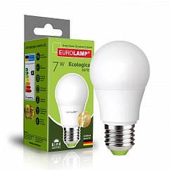 Класична світлодіодна EUROLAMP LED Лампа EKO A50 7W E27 4000K