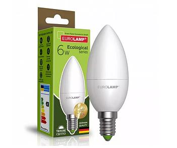 Светодиодные (LED) лампы - свеча