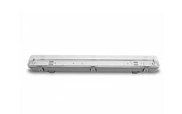 Світлодіодний EUROLAMP LED світильник для ламп LED T8x2 (0.6m)
