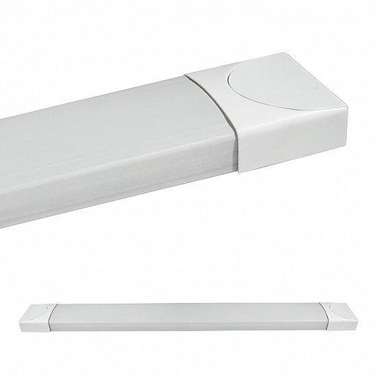 Світлодіодний EUROLAMP LED світильник лінійний IP65 17W 4000K (0.6m)