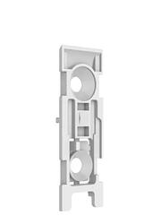 Кронштейн для датчика відкриття Ajax Smartbracket_Ajax DoorProtect white