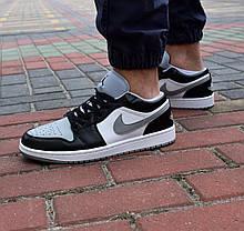 """Кроссовки мужские топ качество """"Nike Air Jordan 1 Low  М0166"""