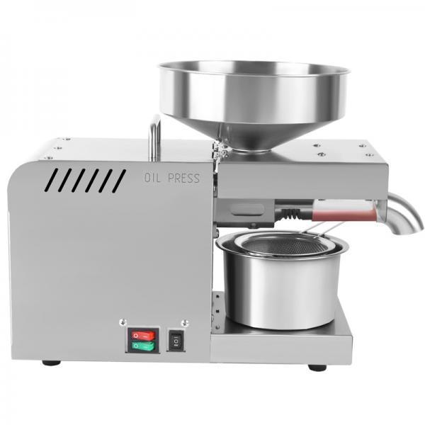 Шнековый мини маслопресс AKITA JP AKJP 500 (без термостата) электрический холодного отжима масла