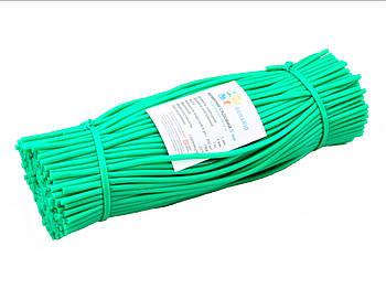Кембрик - агротрубка нарізна Аграріо (Agrario) 5 мм, 1 кг зелений