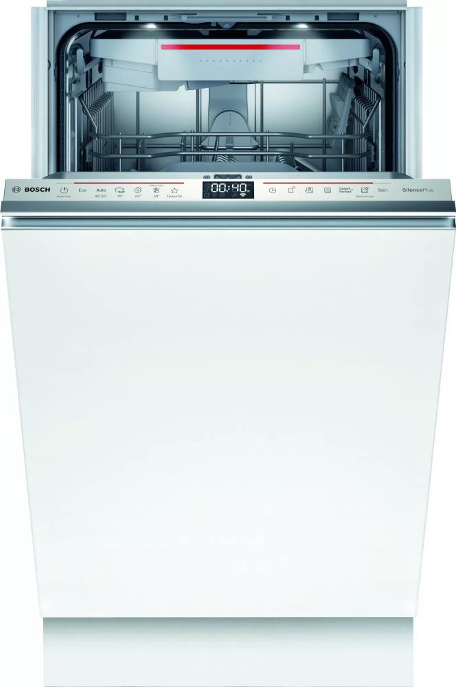 Вбудована посудомийна машина Bosch SPV6EMX11E [45см]