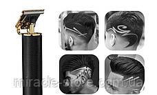 Професійна машинка для стрижки волосся VGR-179 тример бездротовий, фото 3