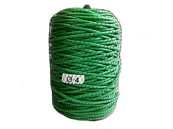 Кембрик-агрошнурок Cordioli Екстра зелений 4 мм для підв'язування 1 кг